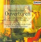 Mendelssohn, Felix: Overtures