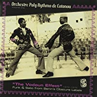 Rhythmo De Cotonou 1: Vodoun Effect - Funk & Sato [12 inch Analog]