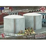 Battlefield in a Box Oil Tanks by Battlefront