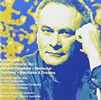 Cello Concerto / Sonata / Landscape / Memorial