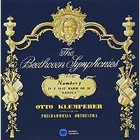 ベートーヴェン:交響曲第3番「英雄」、「レオノーレ」序曲第1番&第2番(1955/54年録音)(SACDハイブリッド)