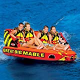 トーイングチューブ SPORTSSTUFF スポーツスタッフ GREAT BIG MABLE 4人乗り グレート ビッグ マーブル/トーイングチューブ [並行輸入品] 画像