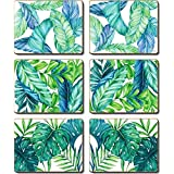 Cinnamon CMP373 Tropical Leaves Placemats