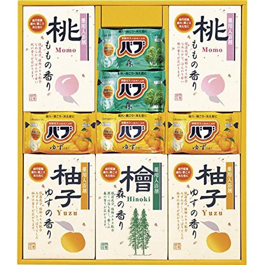 防腐剤みすぼらしい健康四季折々 薬用入浴剤セット SB-25 7163-041