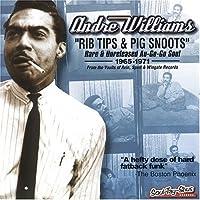 Rib Tips & Pig Snoots