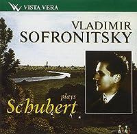 Vladimir Sofronitsky, Vol.3. Schubert. by Sofronitsky Vladimir