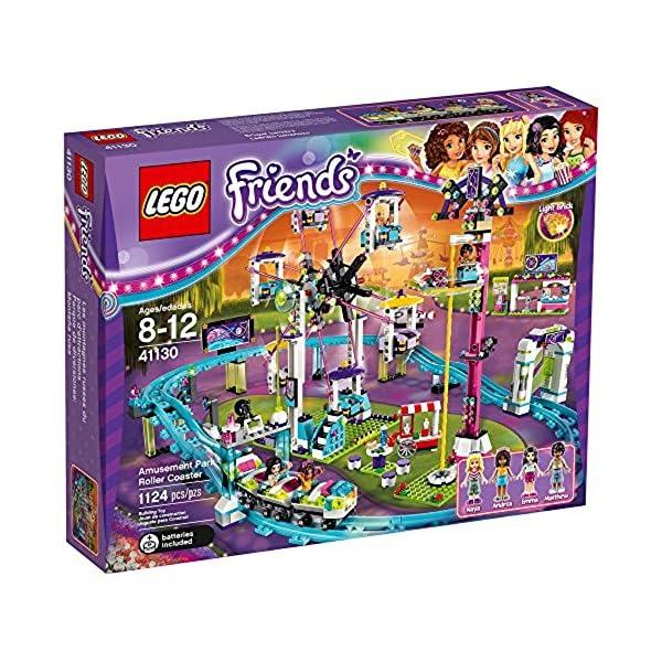 レゴ (LEGO) フレンズ 遊園地ジェットコー...の商品画像
