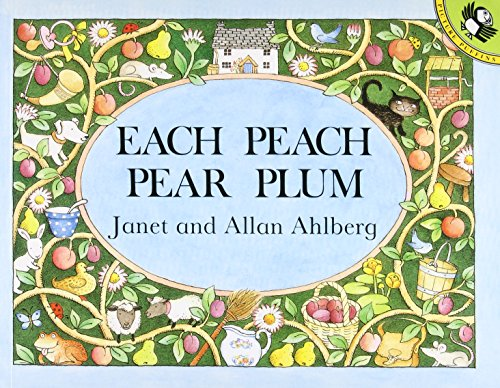 Each Peach Pear Plum (Picture Puffin Books)の詳細を見る