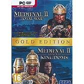 Medieval 2 Total War:Gold Edition (PC) (輸入版)