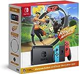 Nintendo 任天堂 Switch Linkfit Adventure 玩具套裝