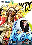 ONE PIECE ワンピース 17THシーズン ドレスローザ編 piece.17 [DVD]