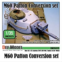DEF Model 1:35 M60 Patton Conv. set w/AFV Club T97E2 Track for M60A1/3 DM35025