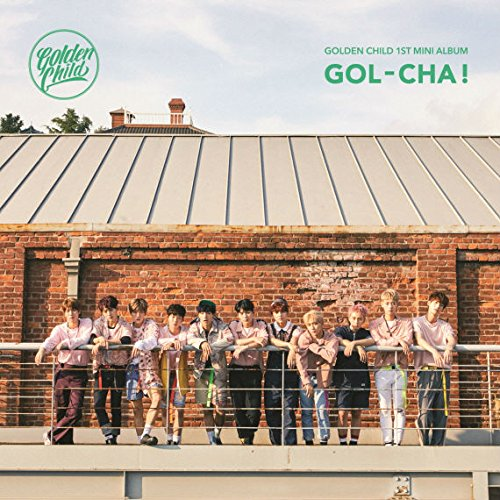 Golden Child 1stミニアルバム - Gol-Cha!