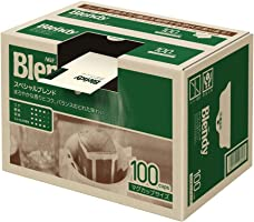 AGF Blendy 常规咖啡 挂耳咖啡 100P