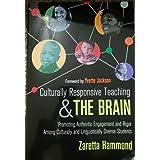 Culturally Responsive Teaching & The Brain Paperback by Zaretta Hammond