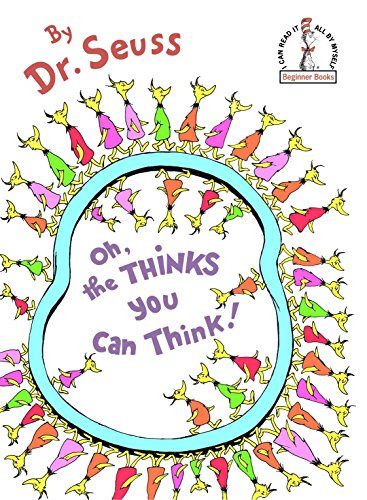Oh, the Thinks You Can Think (Beginner Books(R))の詳細を見る
