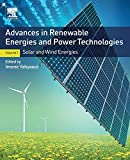 Cover of Advances in Renewable Energies and Power Technologies: Volume 1: Solar and Wind Energies