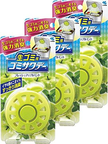 【まとめ買い】生ゴミ用ゴミサワデー 消臭芳香剤 ゴミ箱用 フ...