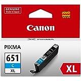 Canon (CPF6A) CLI651XLC Cyan XL (CCLI651XLC)