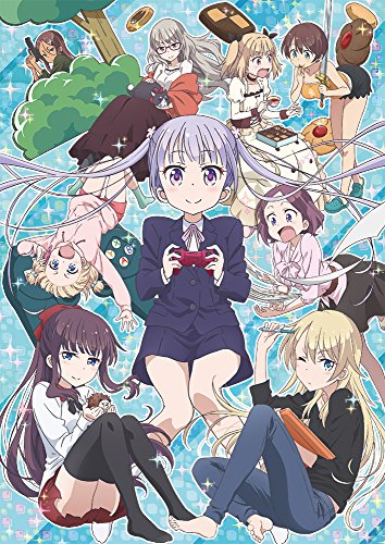 NEW GAME! Lv.3 [Blu-ray]