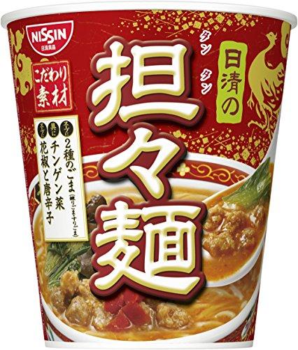 日清食品 日清の担々麺 71g×12個