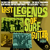 Lost Legends of Surf Guitar [12 inch Analog]