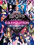 E-girls LIVE 2017〜E.G.EVOLUTION〜(DVD3枚組)(DVD全般)