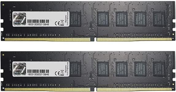 G.skill DDR4 Value Series F4-2666C19D-16GNT (DDR4-2666 8GBx2)