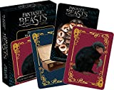 Aquarius Fantastic beasts-creaturesトランプカード、マルチカラー