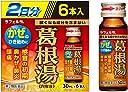 【第2類医薬品】ラフェルサ葛根湯内服液C2日分 PB 30mL×6