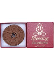Blessing Incense – 12ピース4時間対応コイル – 100 % Natural – c004t