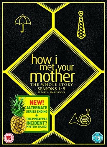 How I Met Your Mother - Season 1-9 [Import][英国盤 PAL]