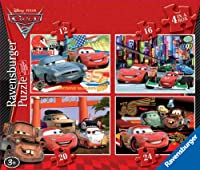 Ravensburger Disney Cars 2 Jigsaw Puzzle (Box of 4)