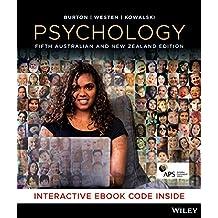 Psychology 5E Australian and New Zealand Hybrid