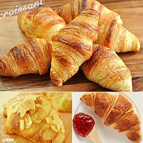 フランス産 高品質冷凍パン (ミニ クロワッサン30個)