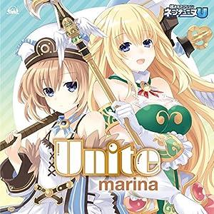 PS Vitaソフト「 超次元アクション ネプテューヌU 」エンディングテーマ「 Unite 」