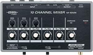 Roland 10チャンネル・ステレオ・ミキサー M-10MX