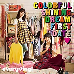 every♥ing!「What is L♥VE?」のジャケット画像