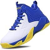 BEITA Boy's Basketball Shoes, Professional Childrens Big Kids' Grade School Teen Boy Athletic Sneakers