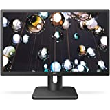 "AOC 20E1H 19.5"" HD 1600x900 Monitor, 5ms, FlickerFree, HDMI/VGA, VESA Compatible, EPEAT Silver, EnergyStar Black 21.5 inch"