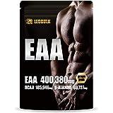 [Amazon限定ブランド] EAA 400380mg ベータアラニン 配合 必須アミノ酸 LEOBULK 510g 国産