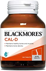 Blackmores Cal-D, 100ct