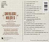 Sherlock Holmes TV Soundtrack 画像