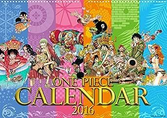 ワンピース ONE PIECE コミックカレンダー 2016