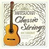MATSUOKA 松岡良治 クラシックギター弦 ミディアムテンション MC-1000MT