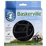 Baskerville 61520A Ultra Muzzle Size 5, Black