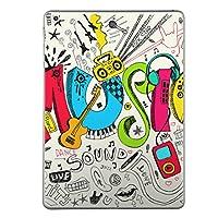 第2世代 第3世代 第4世代 iPad 共通 スキンシール apple アップル アイパッド A1395 A1396 A1397 A1416 A1430 A1403 A1458 A1459 A1460 タブレット tablet シール ステッカー ケース 保護シール 背面 人気 単品 おしゃれ クール その他 英語 文字 音楽 003418