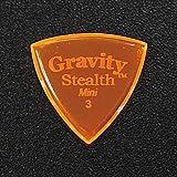 Gravity Guitar Picks Stealth Mini 3.0mm オレンジ /グラヴィティギターピックス ステルスミニ ギターピック 国内正規品