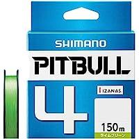 シマノ(SHIMANO) PEライン ピットブル 4本編み 150m PL-M54R
