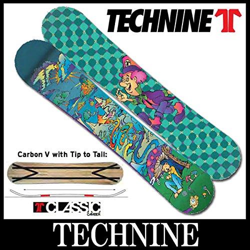 14-15 TECHNINE/テックナイン BRADSHAW PRO オールラウンド メンズ スノーボード 152